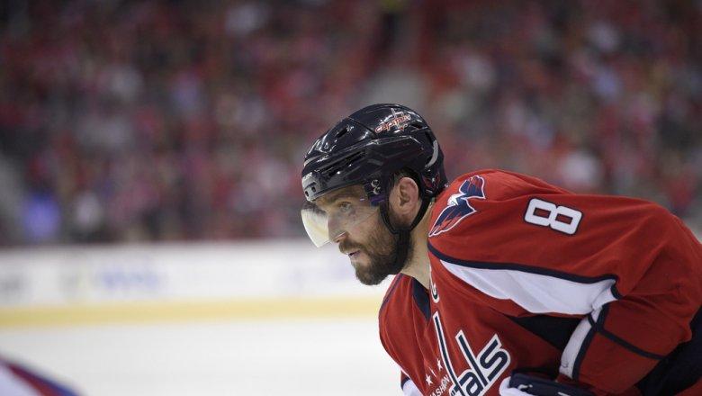 Плей-офф НХЛ: «Вашингтон» обыграл «Питтсбург»