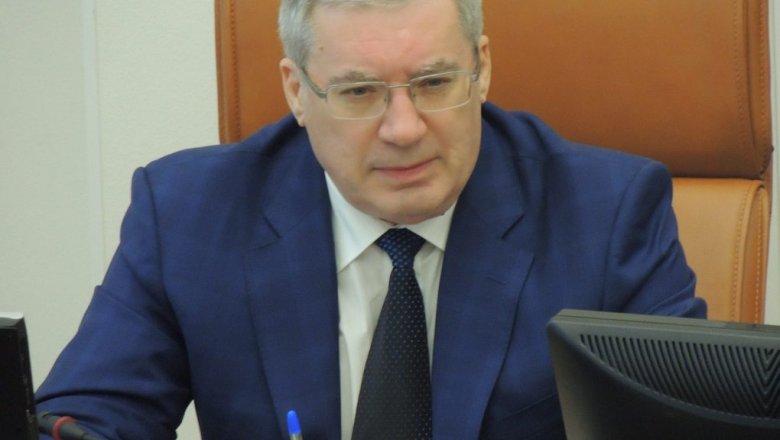 Новым губернатором Красноярского края будет Михаил Котюков?