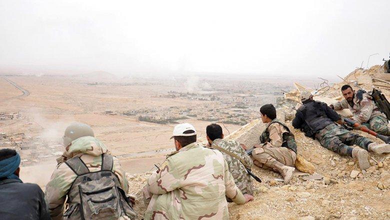 Минобороны опровергло данные о погибели русских военных при обстреле вертолета вСирии