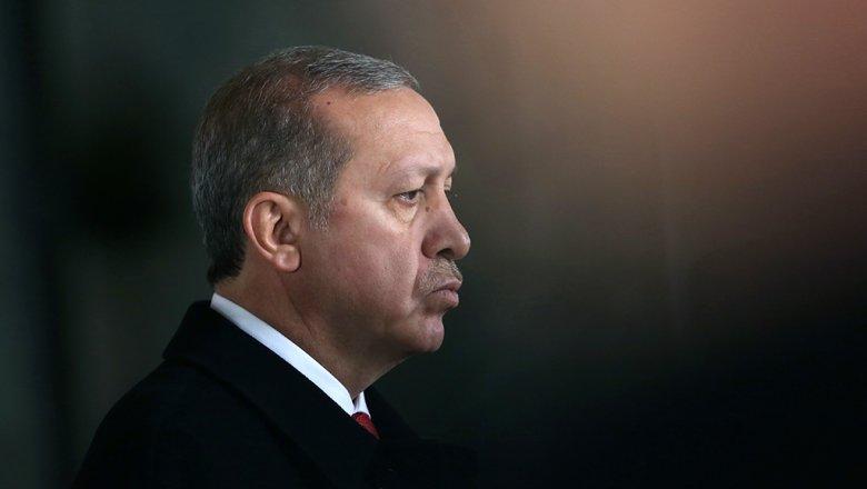 Эрдоган начал операцию в Сирии