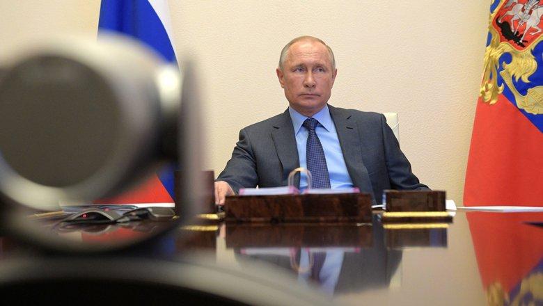 Путин поручил правительству навести порядок в строительстве для ускорения его сроков