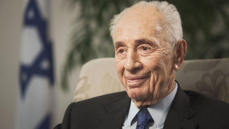 Бывший президент Израиля Шимон Перес госпитализирован