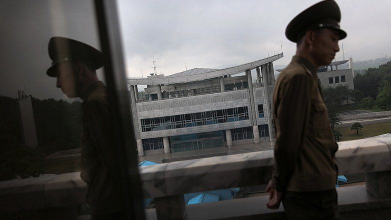 Вслучае провокаций КНДР нанесет ядерный удар поВС США