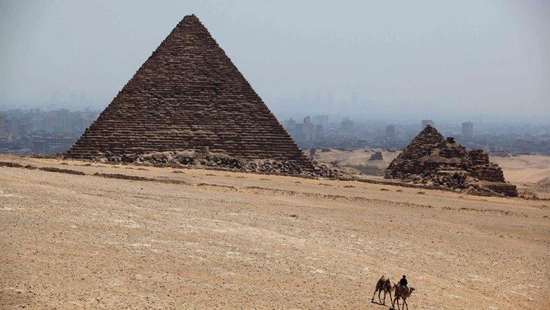 Новая скульптура Сфинкса найдена вЕгипте