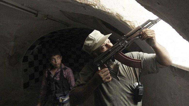 Пентагон мог передать боевикам вСирию закупленное вЧехии оружие