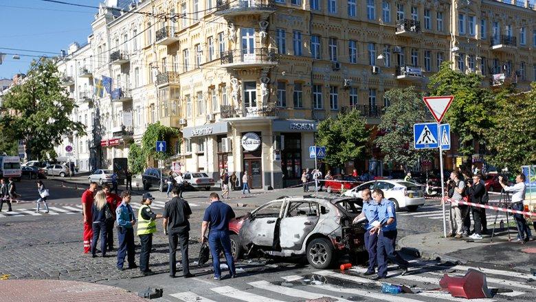 Луценко: Резонансное убийство Павла Шеремета вКиеве сделала группа киллеров