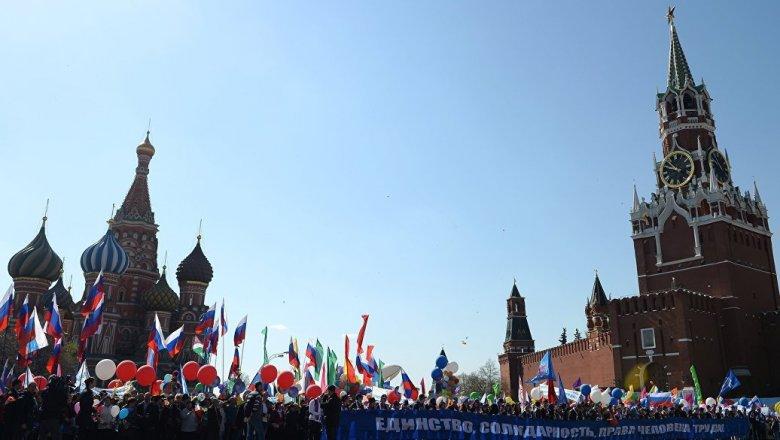 Выходные вконце весны : как отдыхают граждане  РФнапраздники