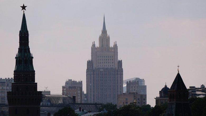 Вопрос присоединенияРФ кG8 неактуален— МИД Российской Федерации