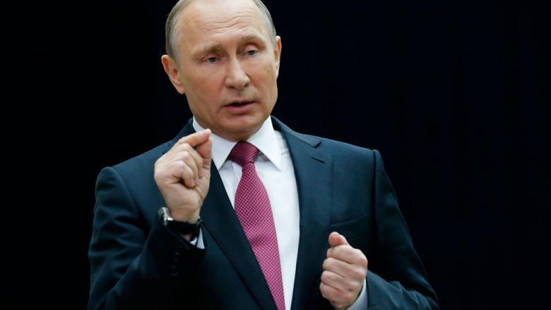 Путин: Невсе вгосударстве решается вручном режиме