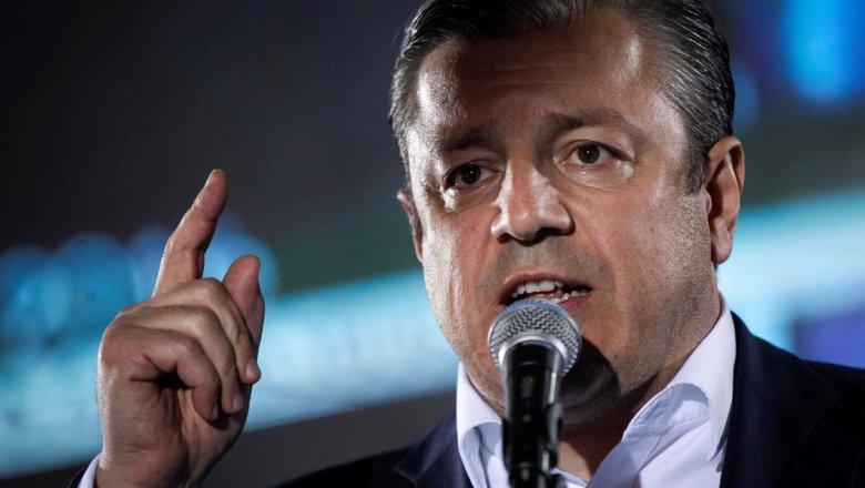 Партия власти лидирует напарламентских выборах вГрузии