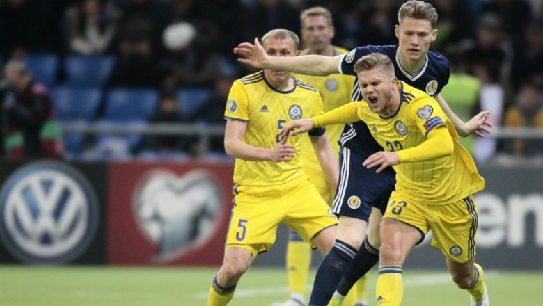 Футбол уроженцы казахстана в немецком футболе