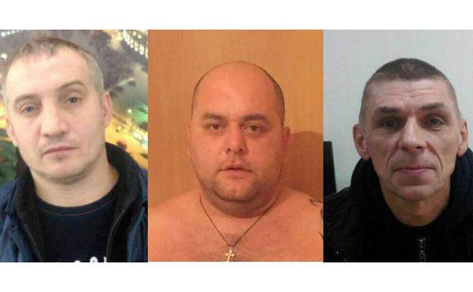 Три уголовных авторитета задержаны вНовосибирске
