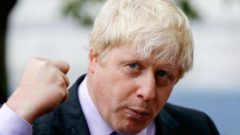 Российское посольство встолице Англии высмеяло Бориса Джонсона