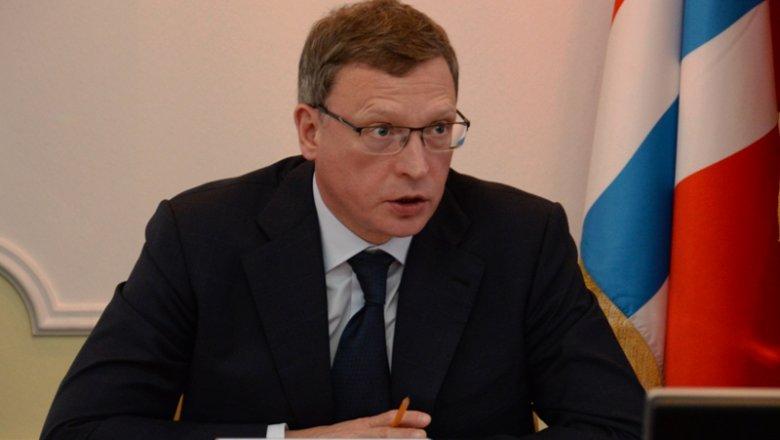 Фролов подал документы вкомиссию повыборам главы города Омска