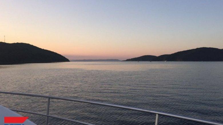 Новая паромная линия свяжет Владивосток с 2-мя  странами