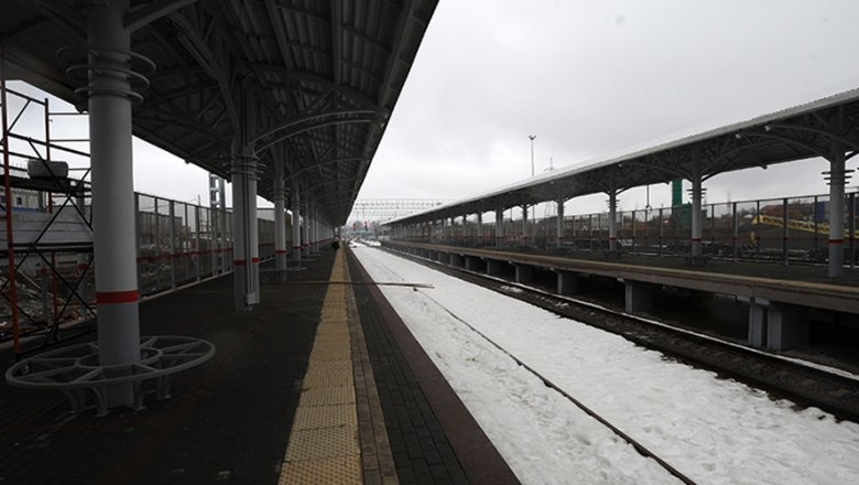 Поезда наМЦК следуют сувеличенными интервалами