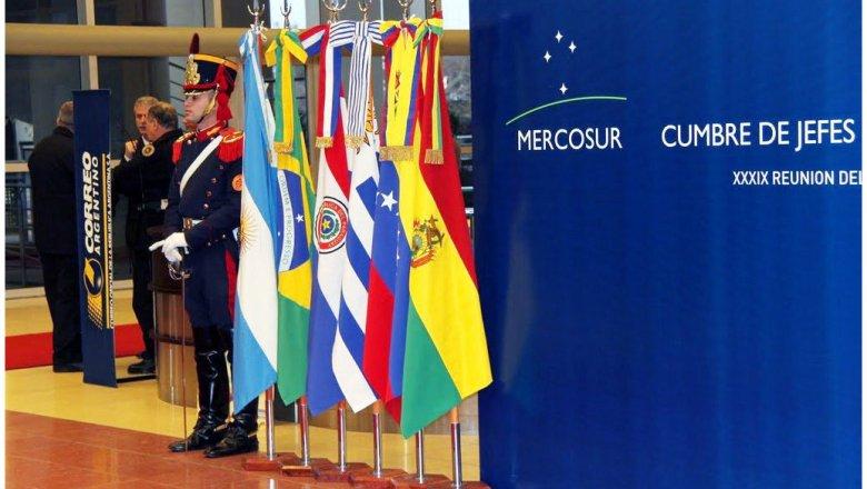 Венесуэлу исключили изобщего рынка Южной Америки
