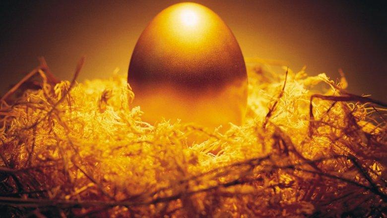ВоЛьвове умужчины украли драгоценное яйцо