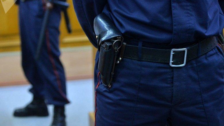 Наизбирательном участке полиция избила оператора «Белсата» Козела