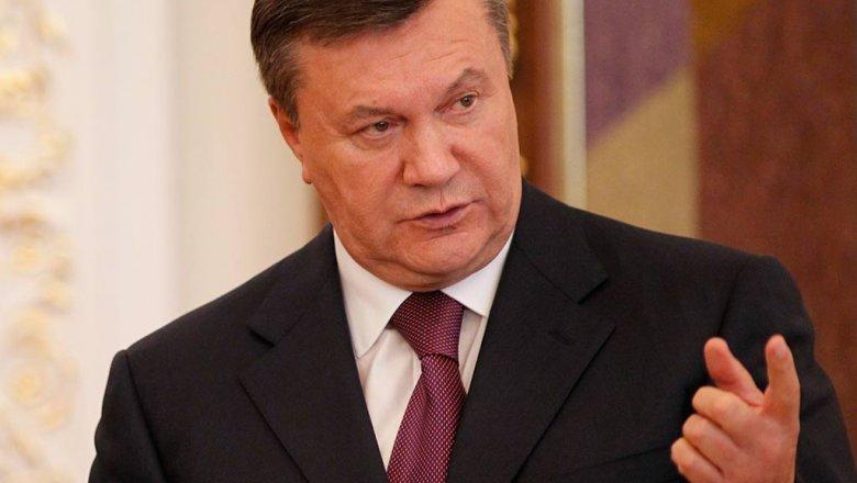 Втом, что внастоящее время происходит вгосударстве Украина, виновен EC — Янукович