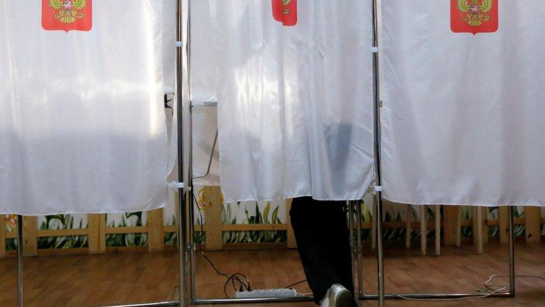 Петербург опередил столицу появке напрезидентские выборы