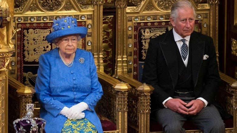 ЕлизаветаII определилась снаследником английского  престола