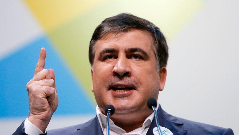 Сильная личность: Саакашвили поведал одружбе сТрампом