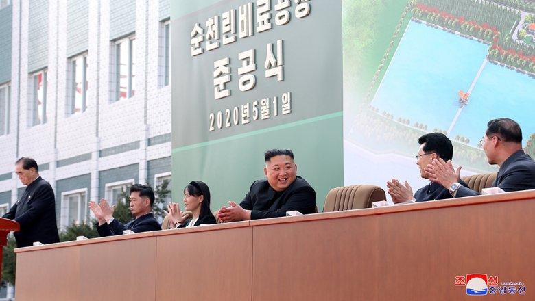 Ким Чен Ын предложил стратегию усиления ядерного сдерживания