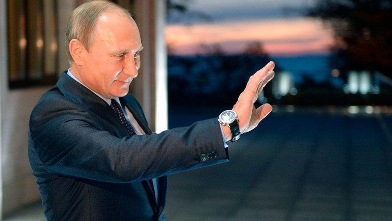 Путин вошел втоп-10 самых высокооплачиваемых президентов мира