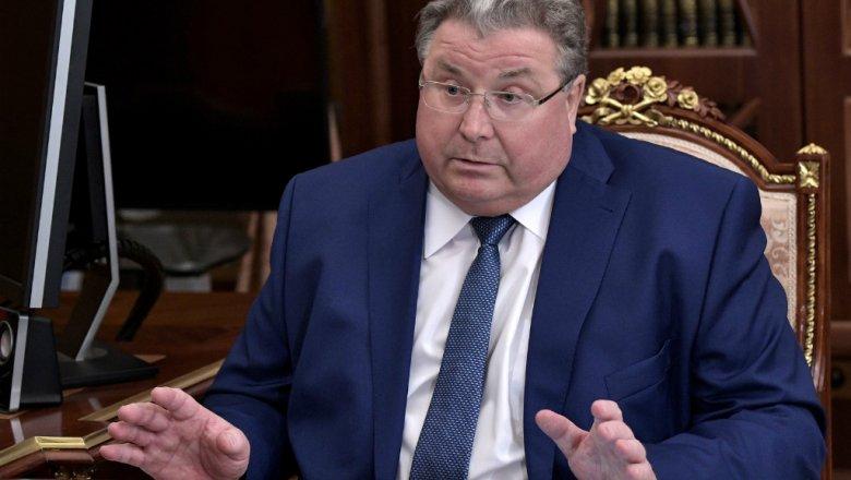 Глава Мордовии Волков попросил у Путина о своей отставке