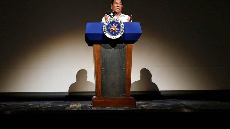 Президент Филиппин объявил оботмене сделки позакупке оружия уСША