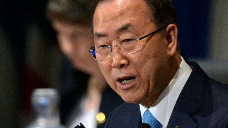 ООН: Пан Ги Мун выразил обеспокоенность сообщениями о «зверствах» в Алеппо?