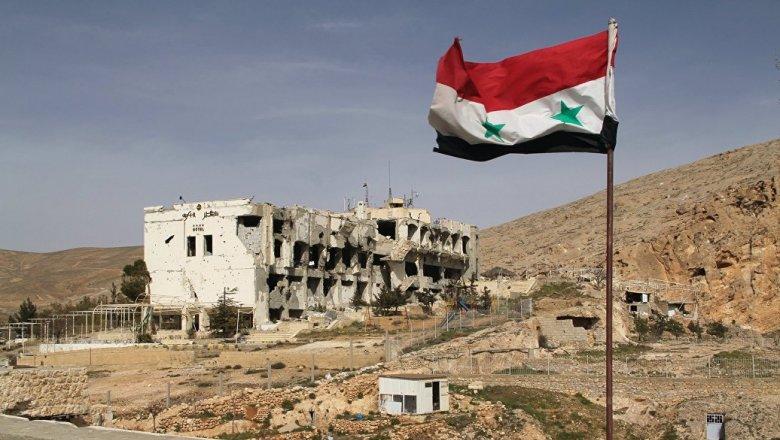 ВСирии под обстрелом погибли русские военные