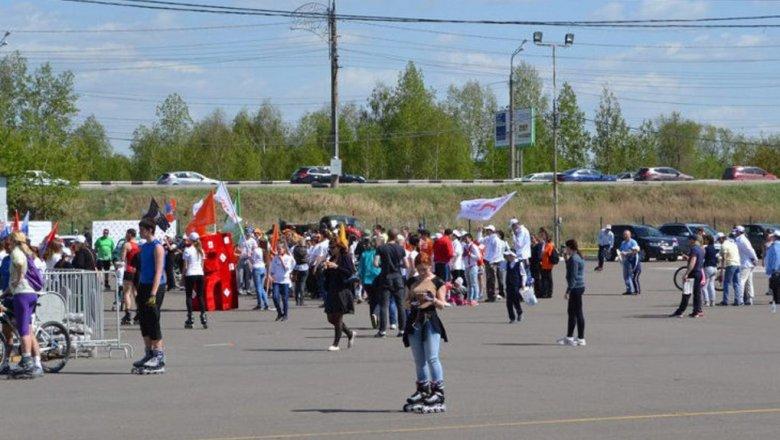 Южноуральцев приглашают принять участие вовсероссийском дне бега «Кросс нации»