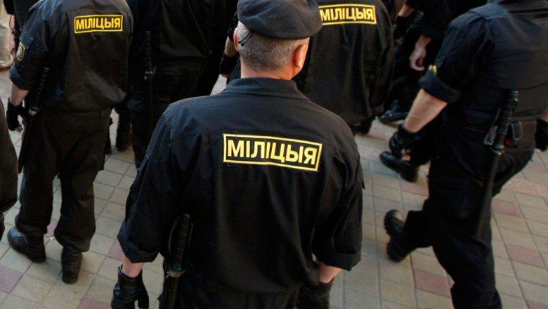 Минская милиция перейдет на усиленный вариант несения службы в дни Всебелорусского собрания