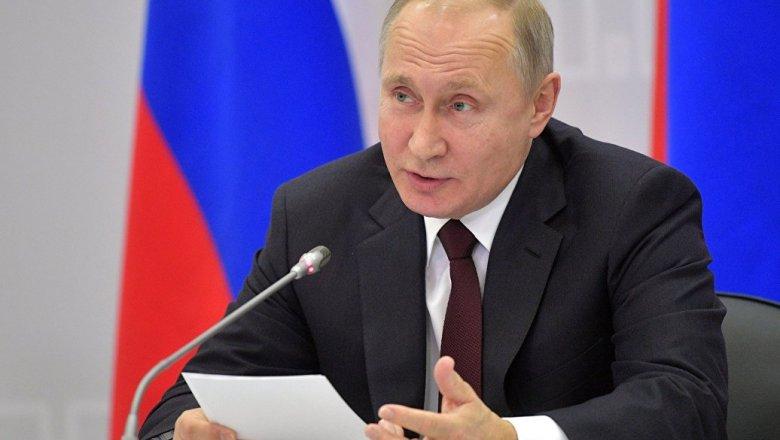 Две трети граждан России готовы проголосовать за Владимира Путина навыборах президента