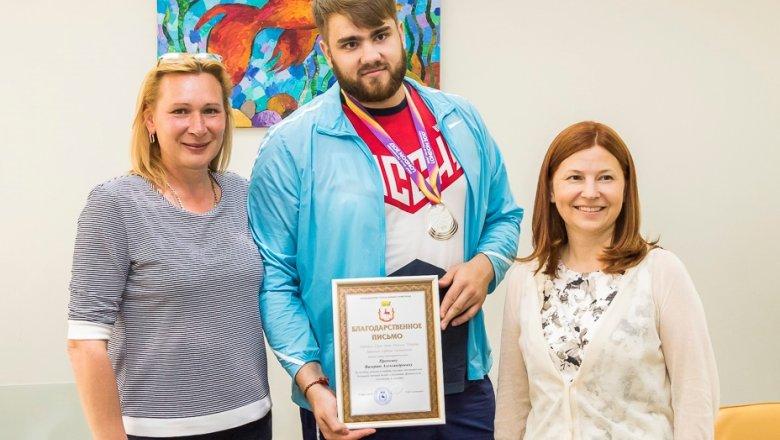 Нижегородский легкоатлет Валерий Пронкин завоевал серебро начемпионате мира встолице Англии