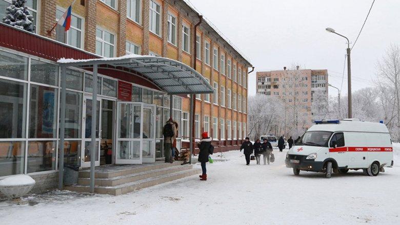 Министр образования вылетела вПермь наместоЧП вшколе