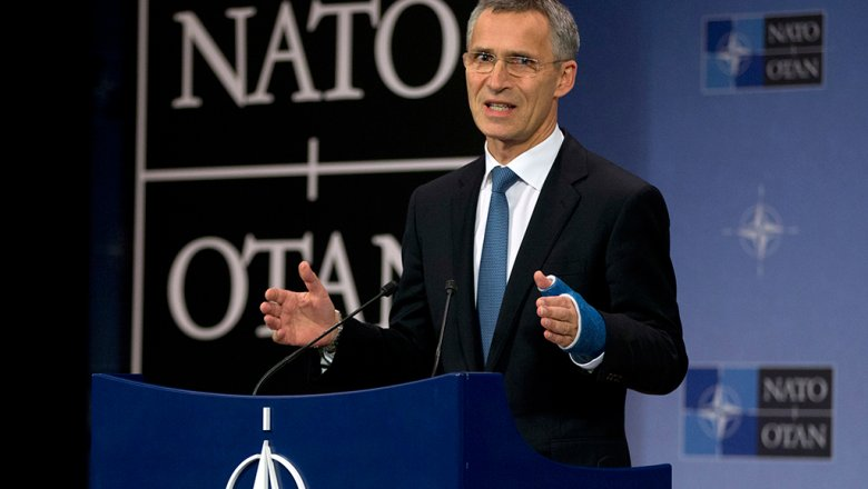 Глава Пентагона обсудил с генсеком НАТО «российскую угрозу»
