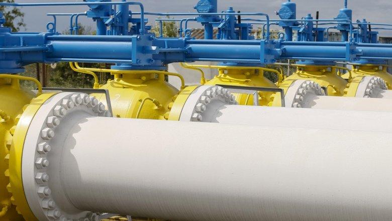 ВУкраине увеличились запасы газа вхранилищах