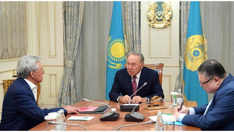 Назарбаев уверен, что новый казахский алфавит будет внедрён очень быстро