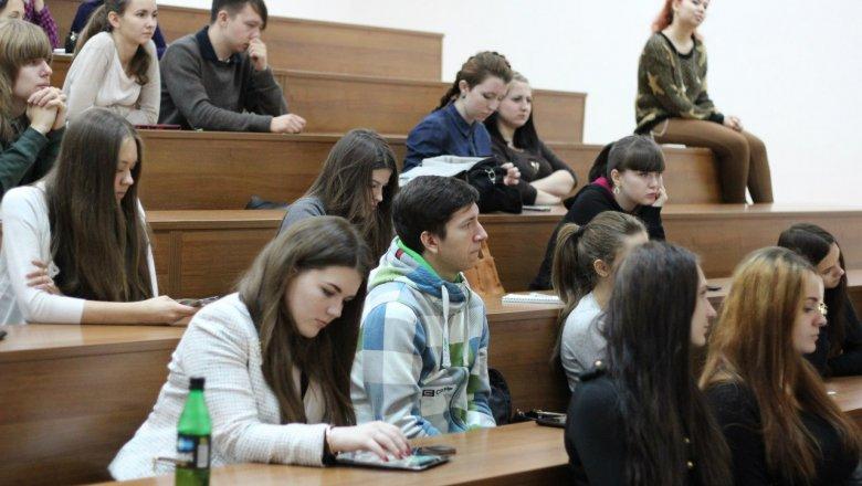Численность студентов сократилась вКрасноярском крае