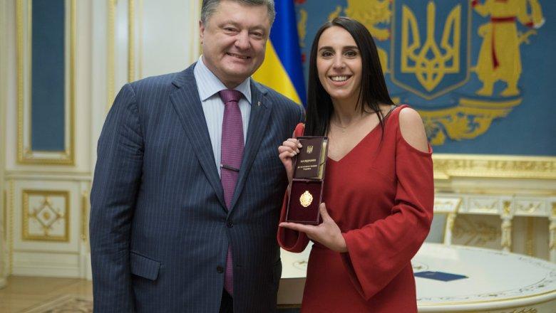 «Евровидение» вУкраинском государстве находится под угрозой срыва— Telegraph