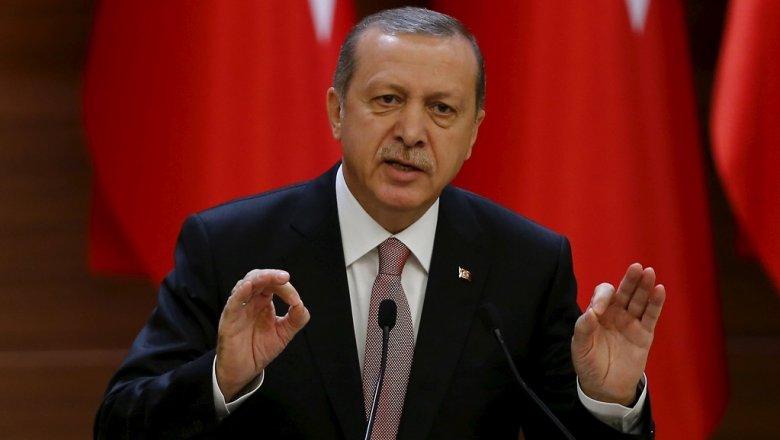 Эрдоган рассказал об успехах военной операции в Сирии