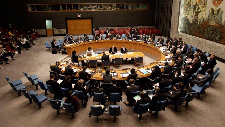 РФподняла вСовбезе ООН вопрос оводной блокаде Крыма