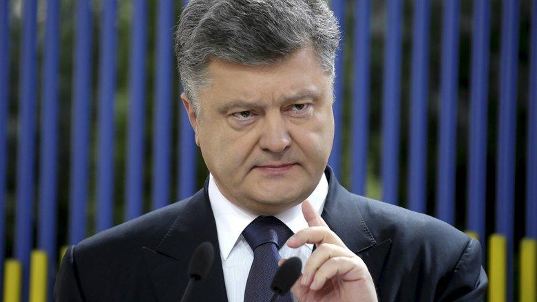 РФ  пошла войной против Златоверхого столицы Украины  — Порошенко