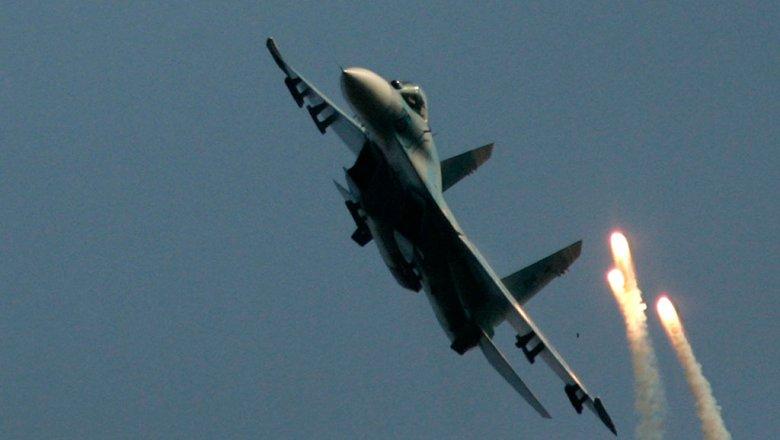 Истребитель РФ устроил страшную провокацию над Балтийским морем