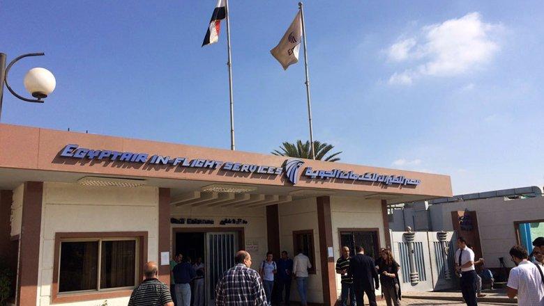Авиакомпания EgyptAir уточнила число пассажиров наборту пропавшего самолёта