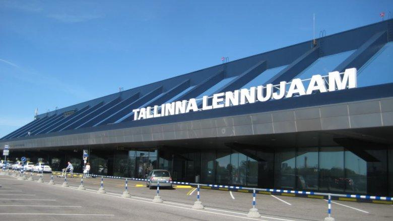 Аэропорт Таллина эвакуировали из-за сообщения обомбе
