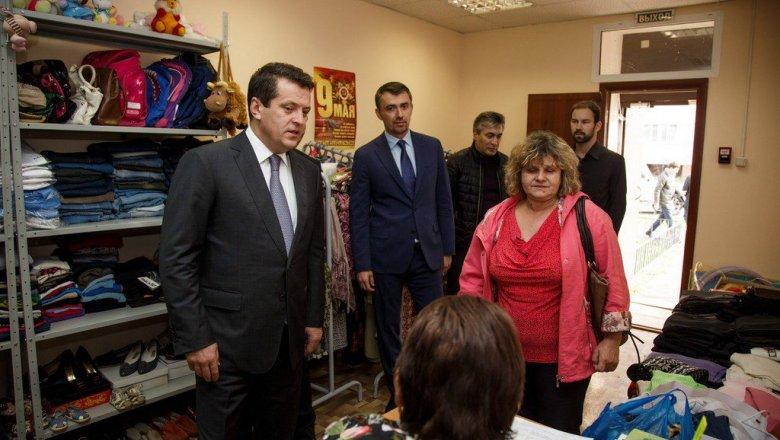 Президент «Рубина» Метшин провел встречу спрезидентом УЕФА Чеферином